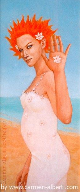 Sommerallegorie / summer allegory