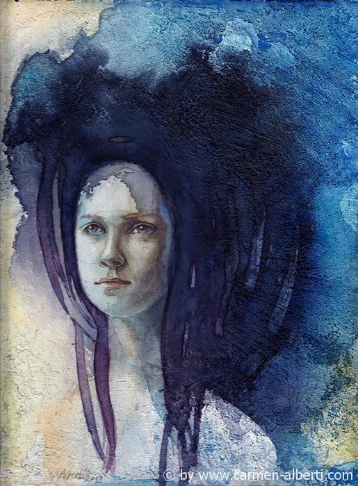 Blauhaar / bluehair