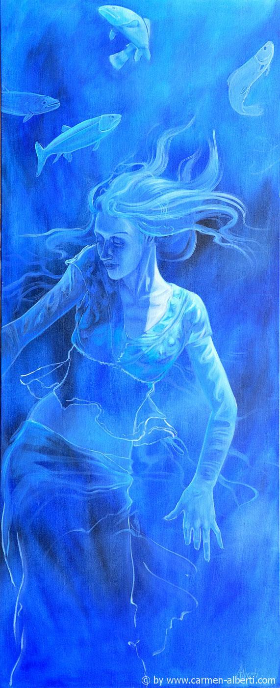 Blau 1 / blue 1